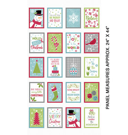 Contempo Joy - Merry and Bright - Panel