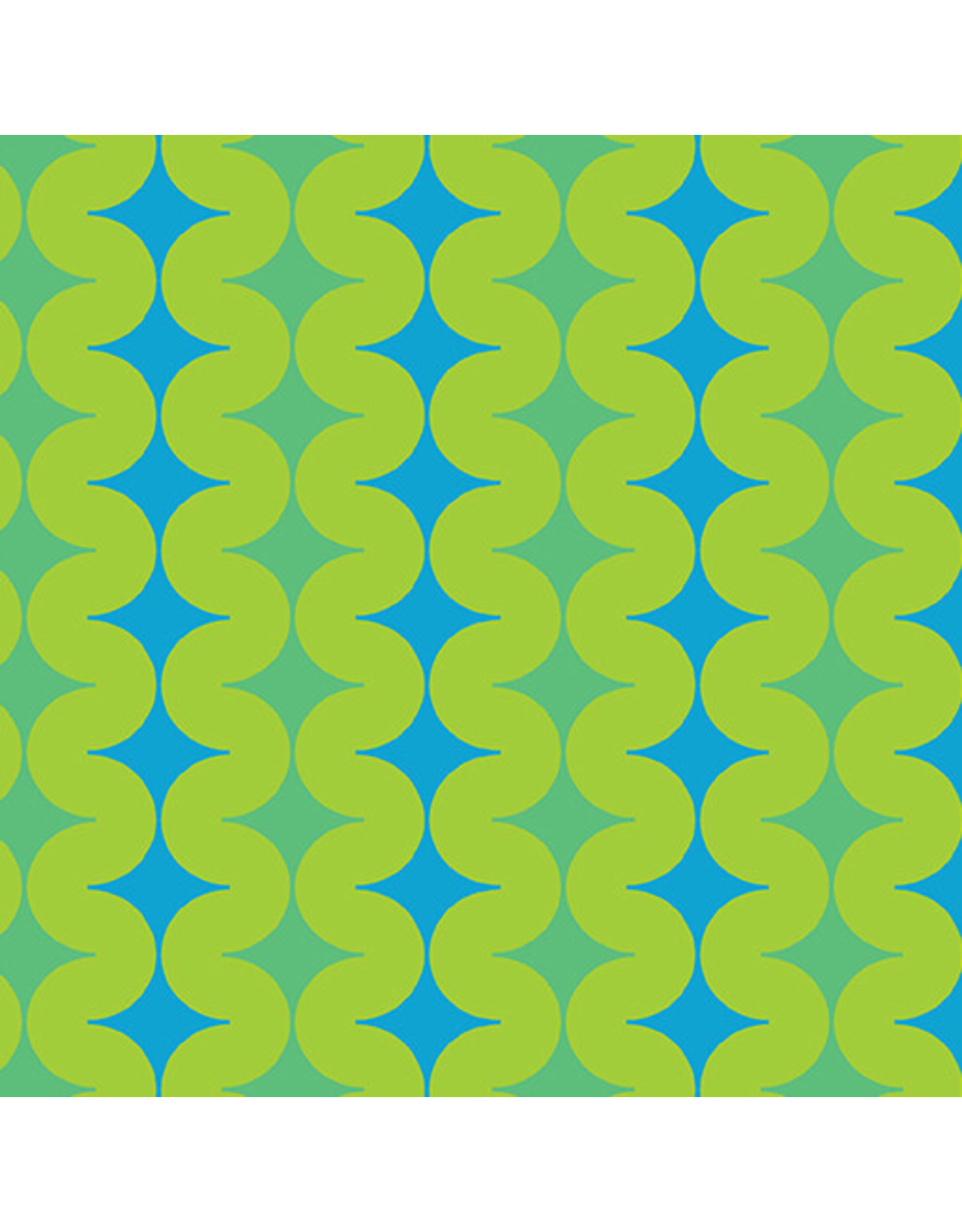 Contempo Geo Pop - Diamond Pop Green/Blue