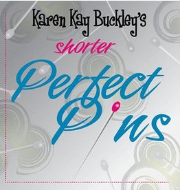Karen Kay Buckley Karen Kay Buckley's Perfect Pins - shorter
