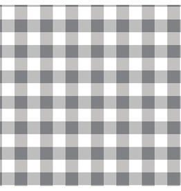 Contempo Warp & Weft - Checkerboard Gray - fat quarter
