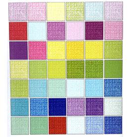 Contempo Color Weave - 10 x 10 Pack