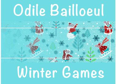 Odile Bailloeul - Winter Games