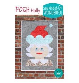 Sew Kind of Wonderful Posh Holly