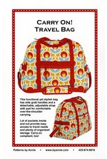 By Annie Carry On Travel Bag - by Annie