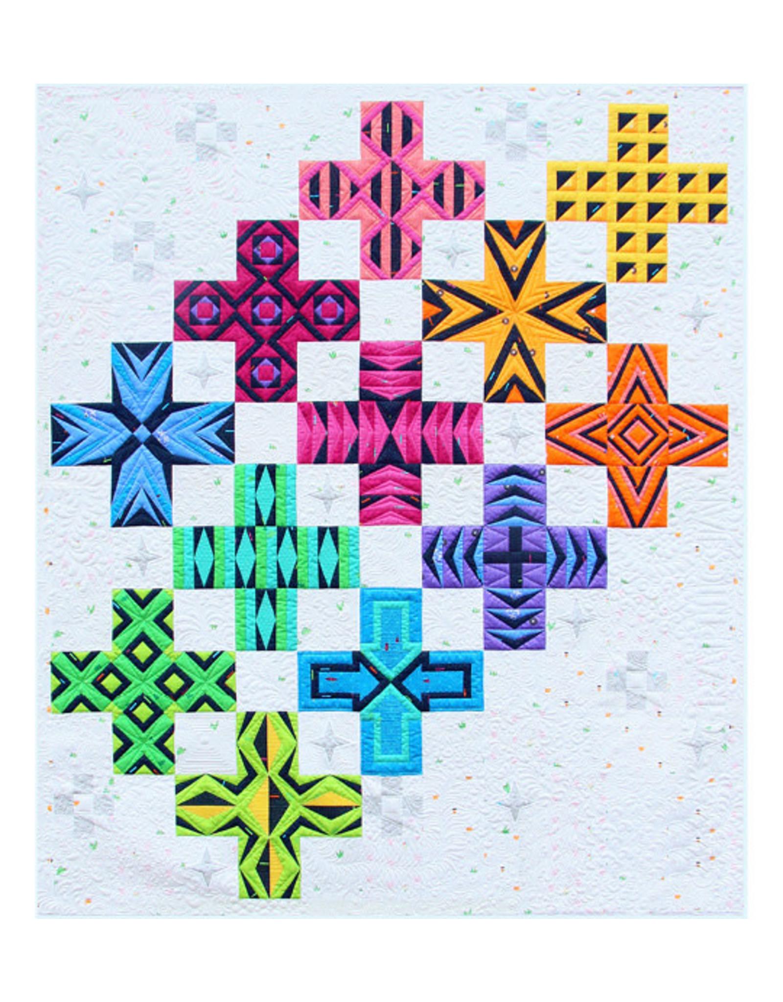 Sassafras Lane Designs Graphic Jam - Block of the Month - reservering
