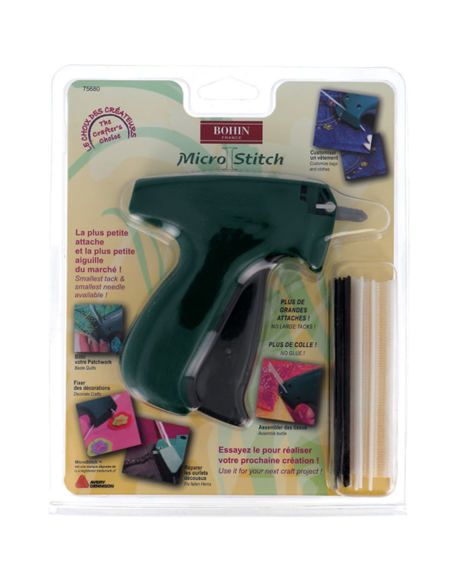Bohin Microstitch Tool