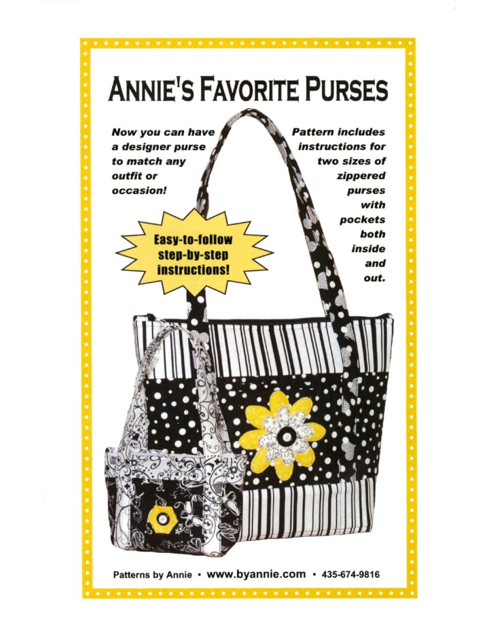 By Annie Annie's Favorite Purses - by Annie