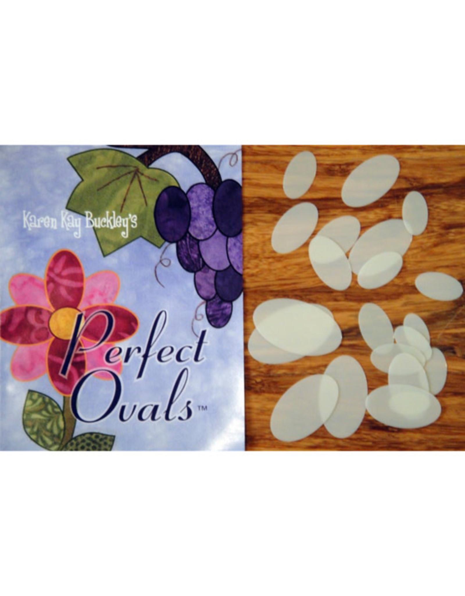 Karen Kay Buckley Karen Kay Buckley - Perfect Ovals