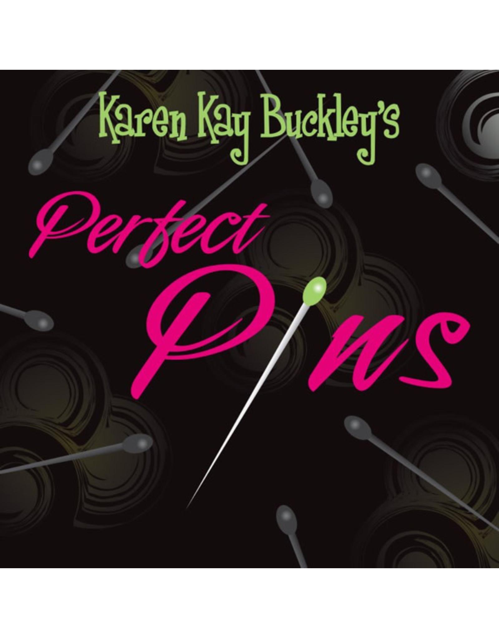 Karen Kay Buckley Karen Kay Buckley's Perfect Pins