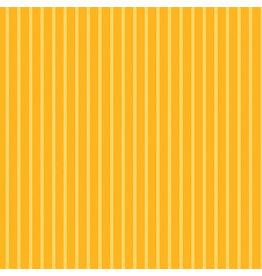 Contempo Warp & Weft 2 - Stripe Yellow