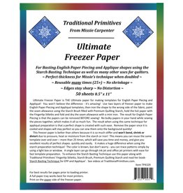 Traditional Primitives Ultimate Freezer Paper - 50 vel