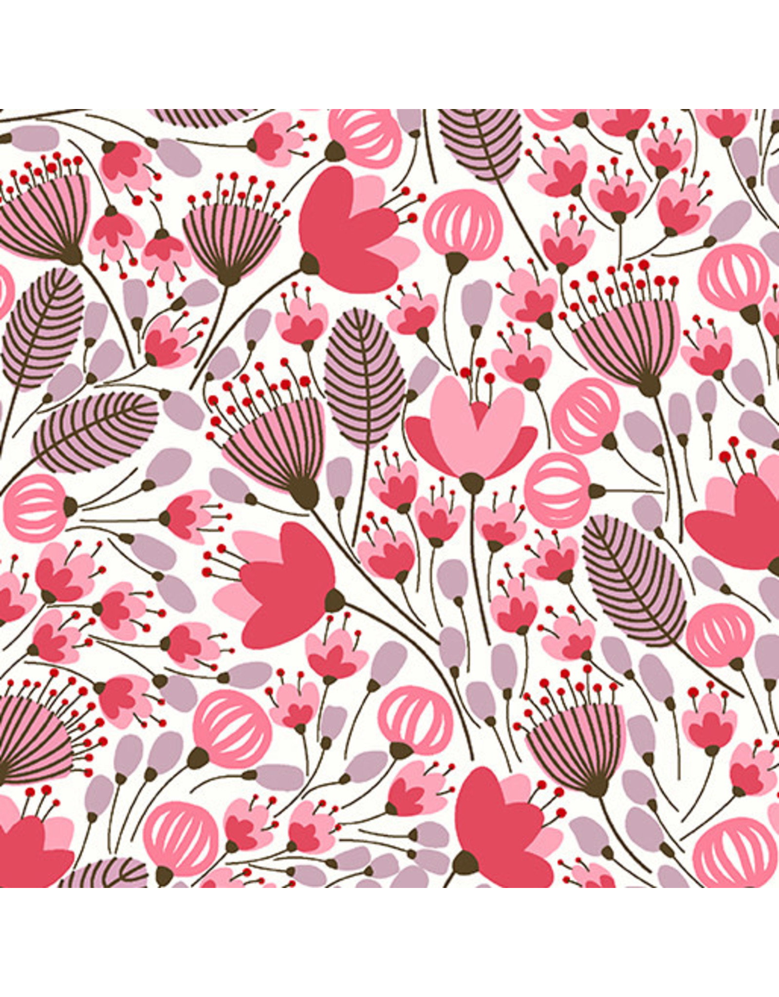 Benartex Morrison Park - Master Garden Rose