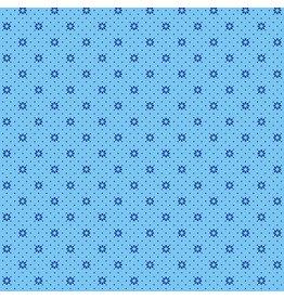 Benartex Morrison Park - Ponds Blue
