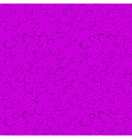 Kanvas Studio Swirling Scroll - Boysenberry
