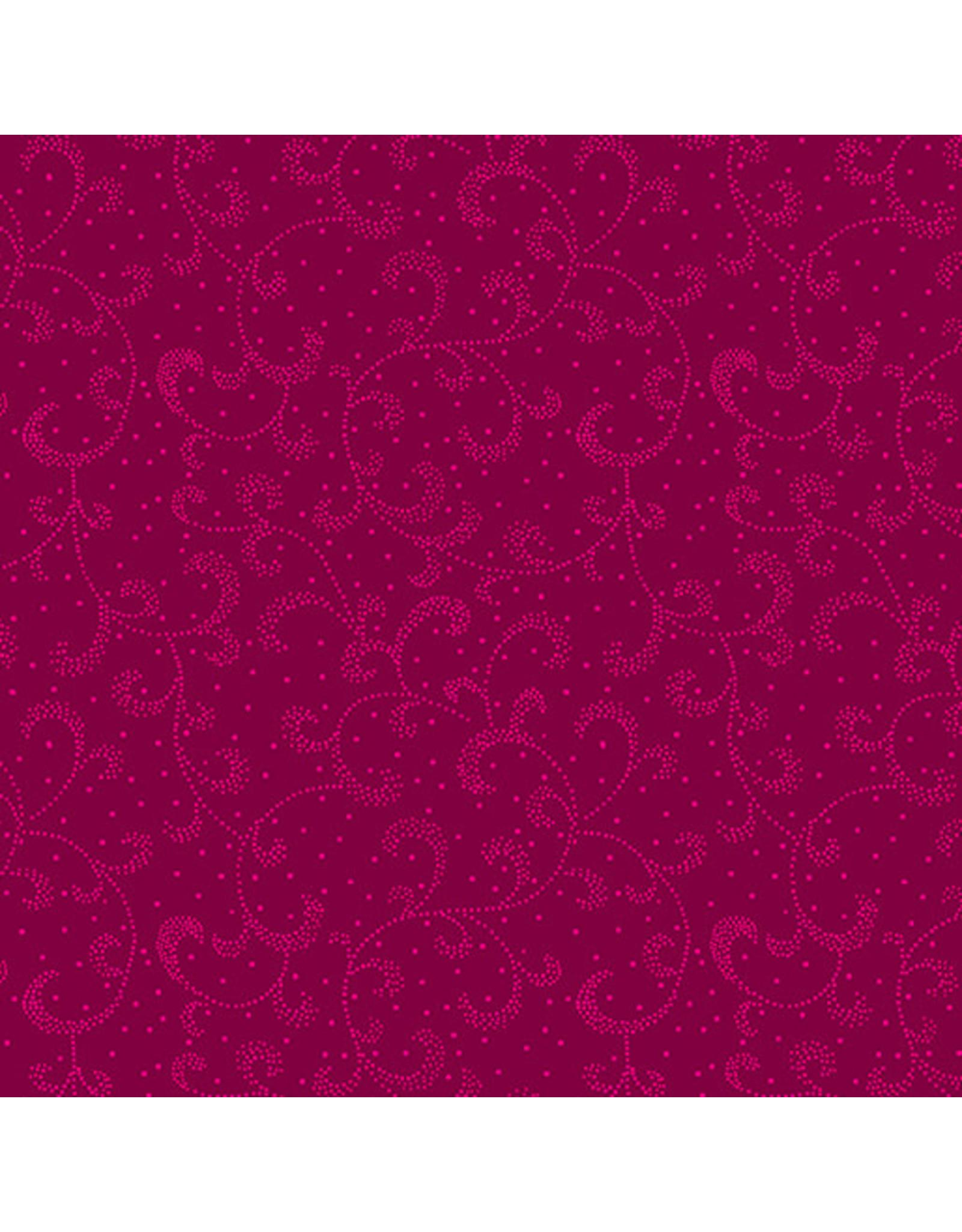 Kanvas Studio Swirling Scroll - Azalea