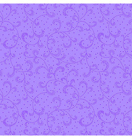 Kanvas Studio Swirling Scroll - Lilac
