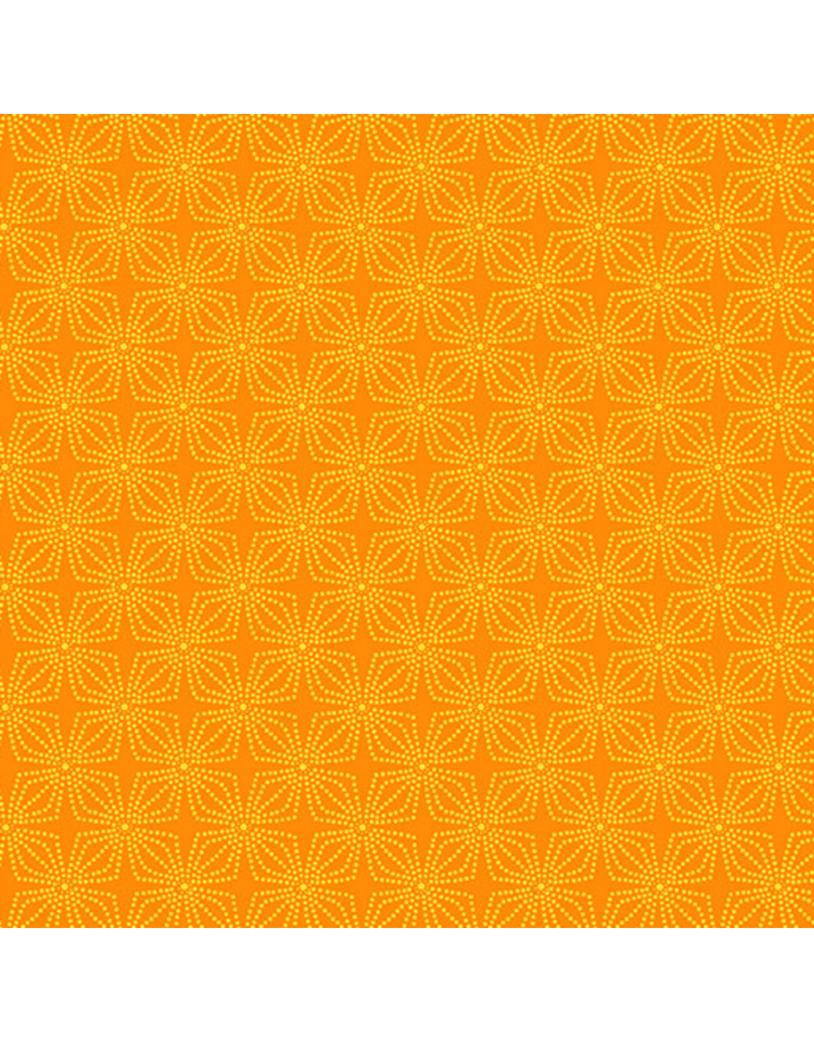 Kanvas Studio Geo Bloom - Orange