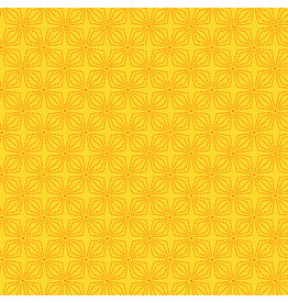 Kanvas Studio Geo Bloom - Marigold