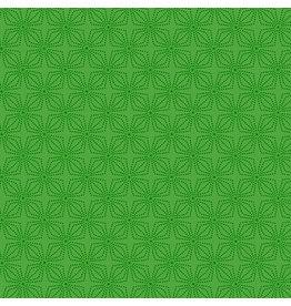 Kanvas Studio Geo Bloom - Green