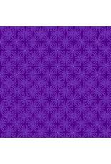 Kanvas Studio Geo Bloom - Purple