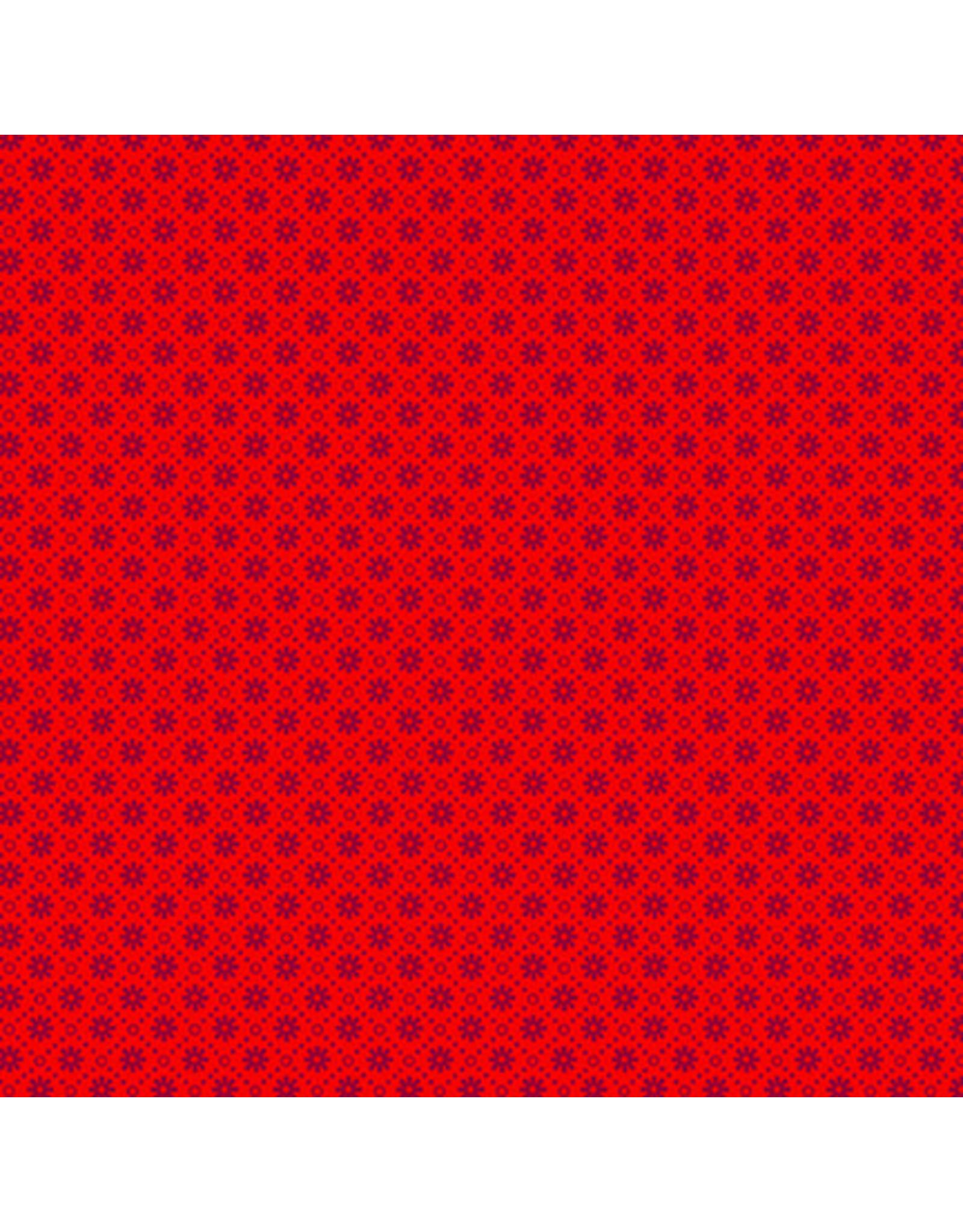 Kanvas Studio Daisy Chain - Red