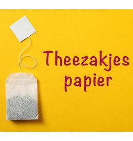 Diversen Theezakjes papier