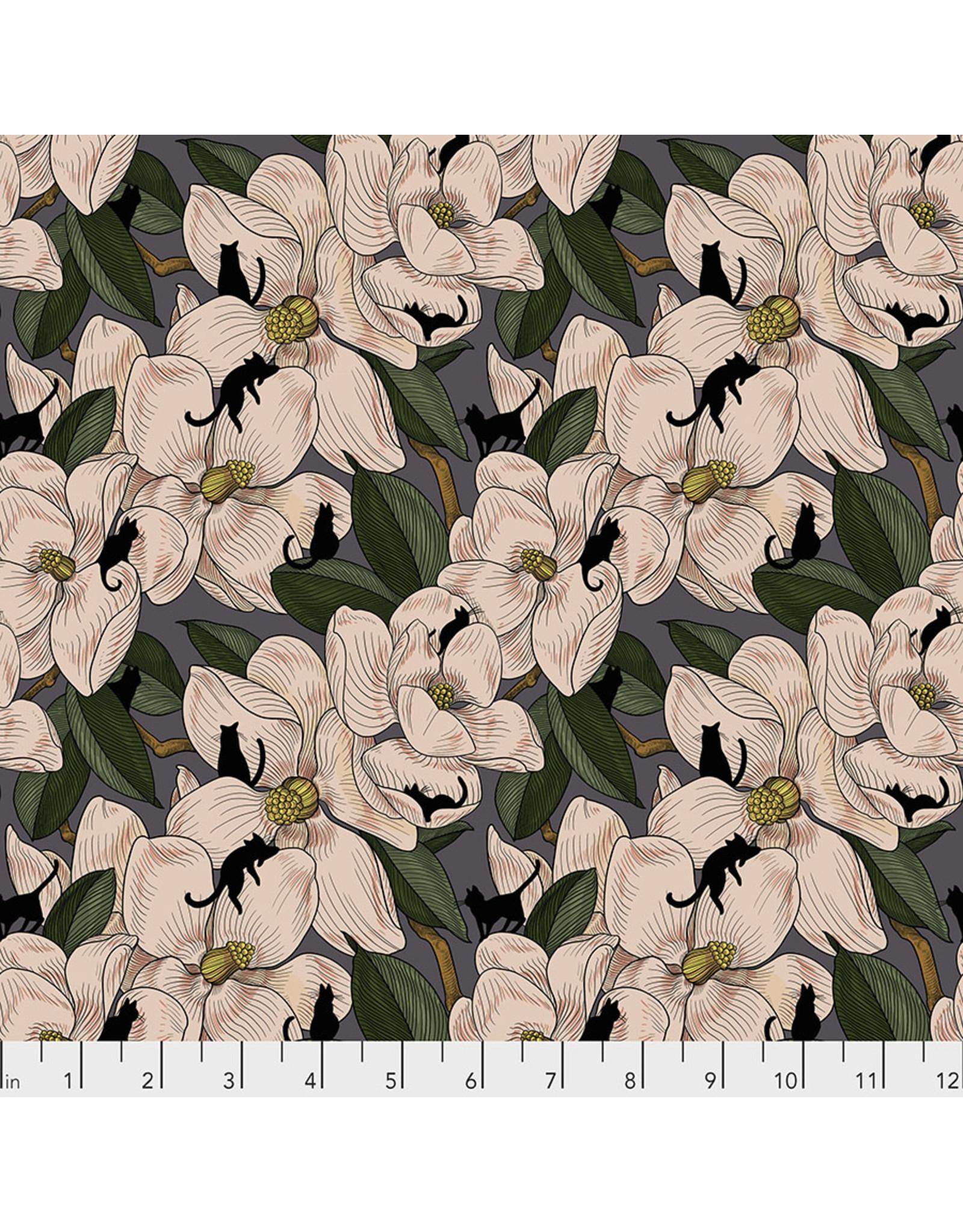 FreeSpirit Cat Tales - Magnolia Garden Natural