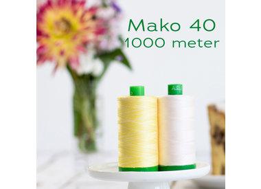 Mako 40 - 1000 meter