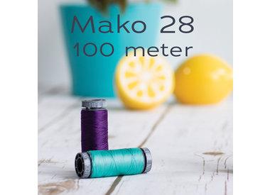 Mako 28 - 100 meter