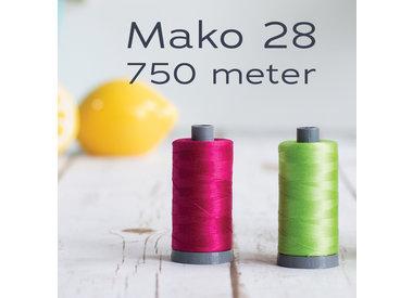 Mako 28 - 750 meter