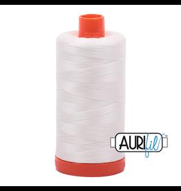 Aurifil Mako 50 - 1300m 2026 - Chalk