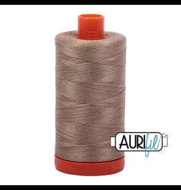 Aurifil Mako 50 - 1300m 2325 - Linen
