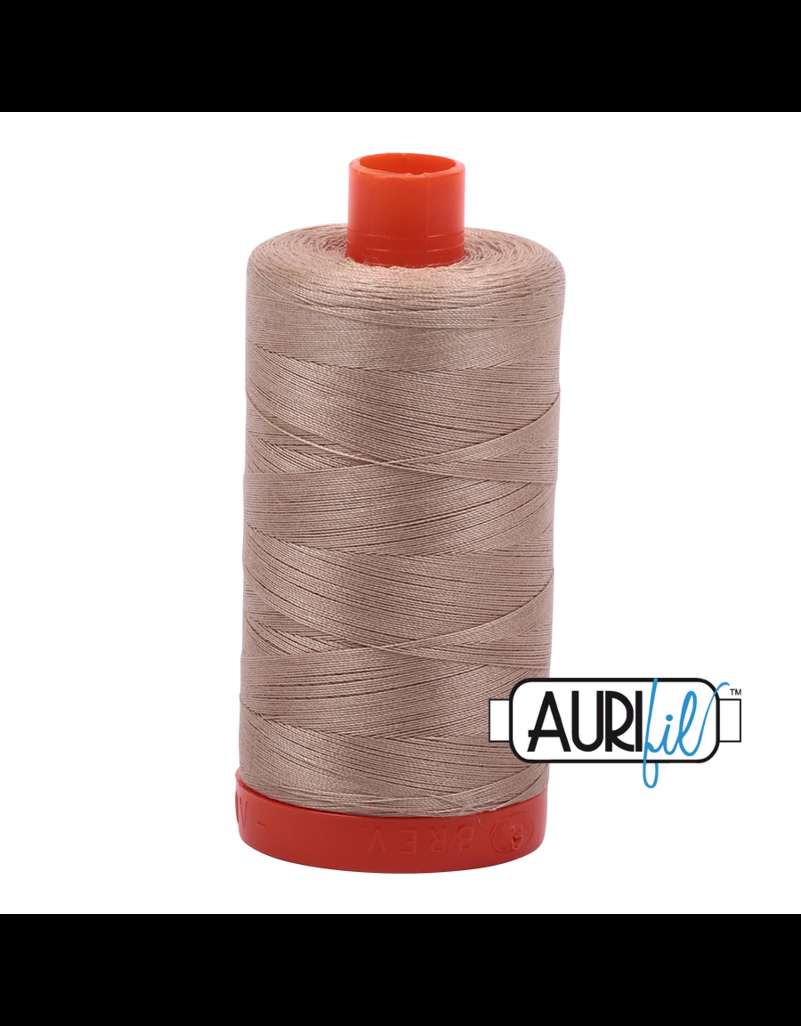 Aurifil Mako 50 - 1300m 2326 - Sand