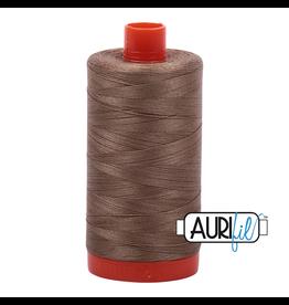 Aurifil Mako 50 - 1300m 2370 - Sandstone