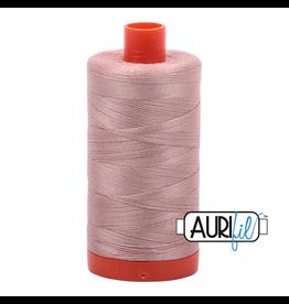 Aurifil Mako 50 - 1300m 2375 - Antique Blush