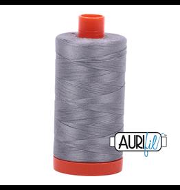 Aurifil Mako 50 - 1300m 2605 - Grey