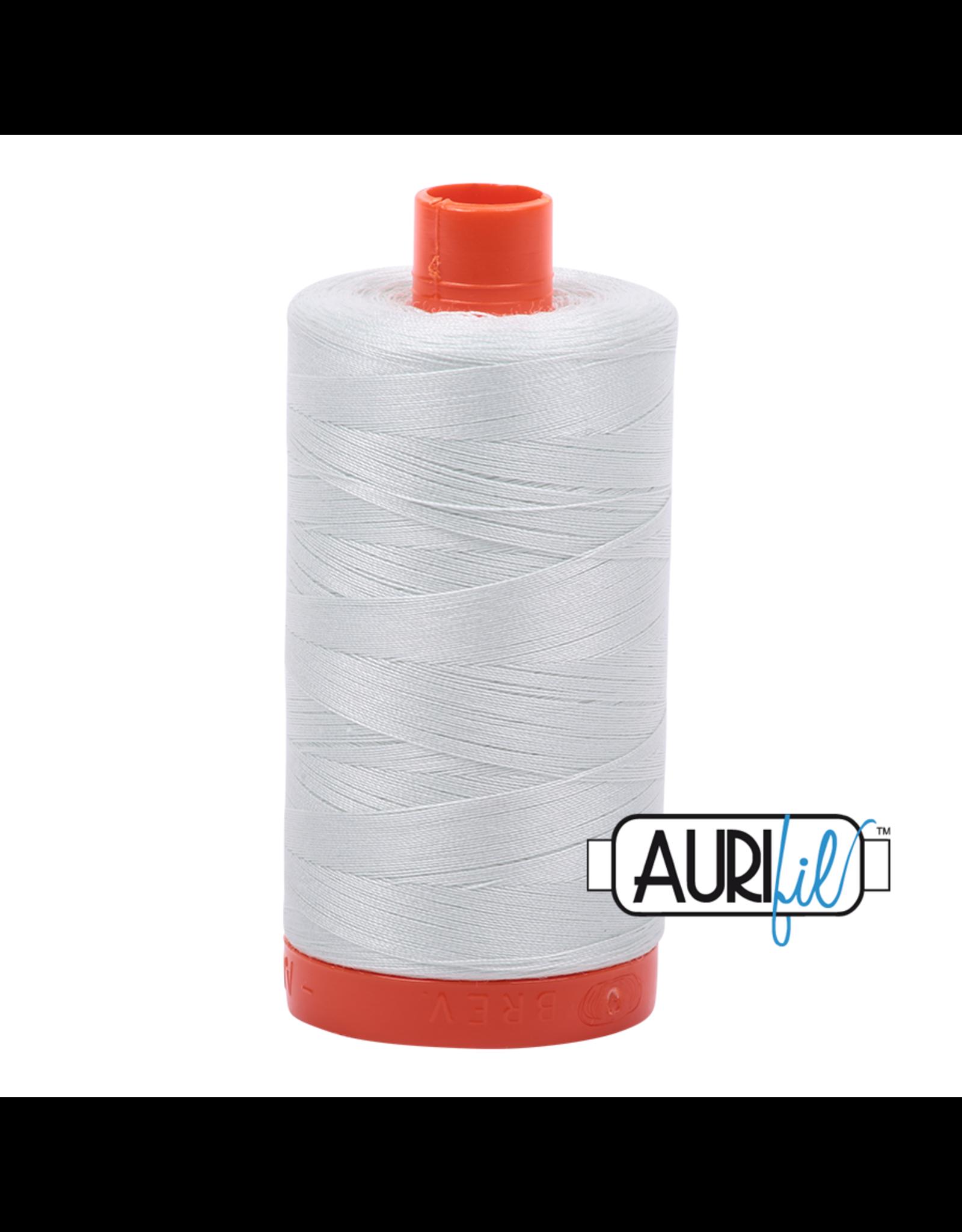Aurifil Mako 50 - 1300m 2800 - Mint Ice