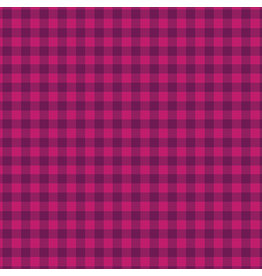 Contempo Warp & Weft 2 - Gingham Berry