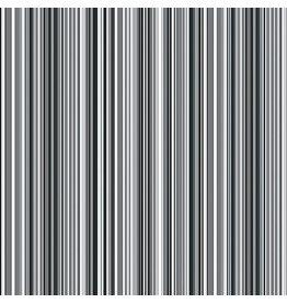 Contempo Warp & Weft 2 - Mini Stripe Gray