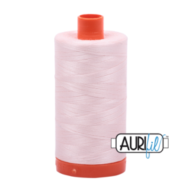 Aurifil Mako 50 - 1300m 6723 - Fairy Floss