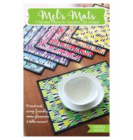 Sassafras Lane Designs Mel's Mats