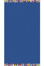 Riley Blake Designs GRL PWR - Lightning Blue