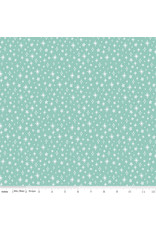 Riley Blake Designs GRL PWR - Sparkle Mint