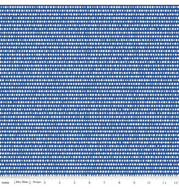 Riley Blake Designs GRL PWR - Dots Blue