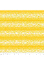 Riley Blake Designs GRL PWR - Dots Yellow