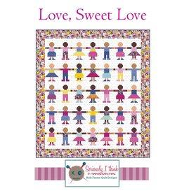Kelli Fannin Quilt Designs Love, Sweet Love