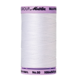 Mettler Silk Finish Cotton 50 - 500 meter - 2000