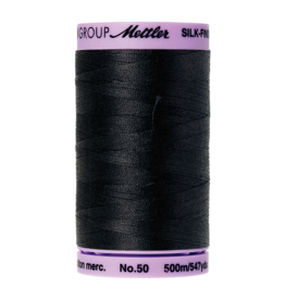 Mettler Silk Finish Cotton 50 - 500 meter - 4000