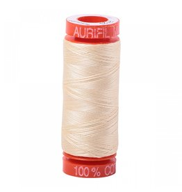 Aurifil Mako 50 - 200m 2123 - Butter