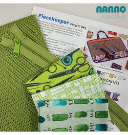 Piecekeeper Project Tas - Pakket Groen